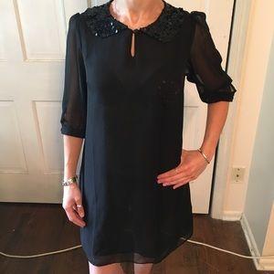 Nasty Gal NEVER WORN black party dress